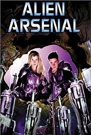 Teenage Alien Avengers Poster