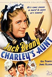 Charley's Aunt (1941) Poster - Movie Forum, Cast, Reviews