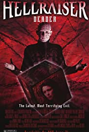 Hellraiser: Deader Poster