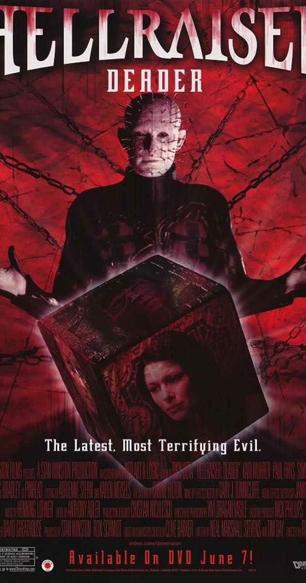 Prisikėlęs iš pragaro 7. Prisikėlimas / Hellraiser: Deader (2005)Online