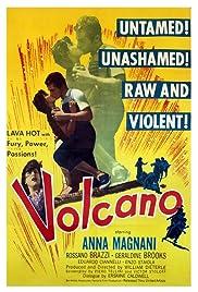 Vulcano Poster
