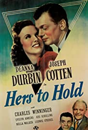 Hers to Hold (1943) Poster - Movie Forum, Cast, Reviews