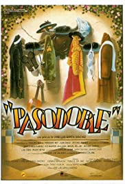 Pasodoble Poster