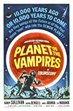 Planet of the Vampires(1965)