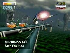 Star Fox 64 VG
