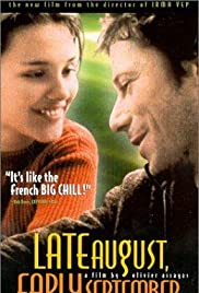 Late August, Early September (1998) Poster - Movie Forum, Cast, Reviews