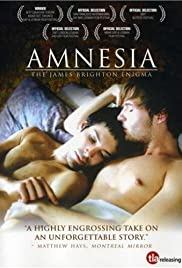 Amnesia: The James Brighton Enigma (2005) Poster - Movie Forum, Cast, Reviews