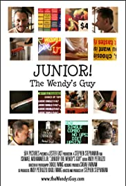 Junior! The Wendy's Guy Poster