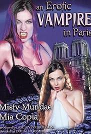 An Erotic Vampire in Paris Poster