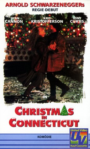 Tony Curtis, Dyan Cannon, and Kris Kristofferson in Christmas in Connecticut (1992)