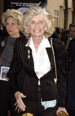 Eunice Kennedy Shriver at an event for E.T. the Extra-Terrestrial (1982)