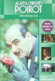 Lord Edgware Dies Poster
