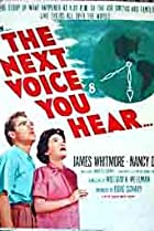 The Next Voice You Hear... (1950) Poster