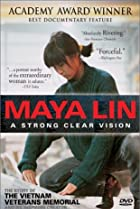 Image of Maya Lin: A Strong Clear Vision