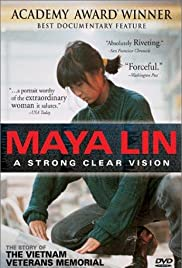 Maya Lin: A Strong Clear Vision (1994) Poster - Movie Forum, Cast, Reviews