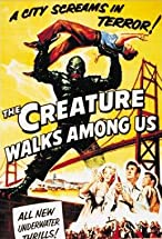 Primary image for The Creature Walks Among Us