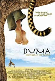 Duma (2005) Poster - Movie Forum, Cast, Reviews