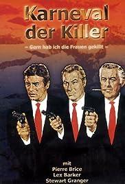 Killer's Carnival Poster