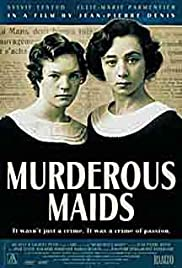 Murderous Maids (2000) Poster - Movie Forum, Cast, Reviews
