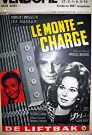 Le monte-charge Poster