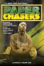 Paper Chasers Poster