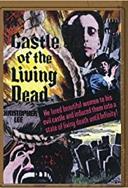 Castle of the Living Dead Poster
