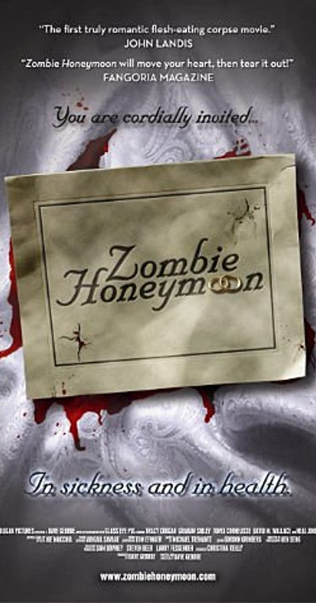 Zombių medaus mėnuo / Zombie Honeymoon (2004) online