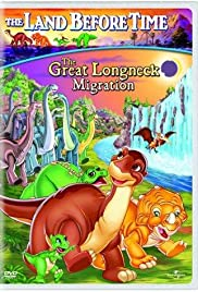 The Land Before Time X: The Great Longneck Migration(2003) Poster - Movie Forum, Cast, Reviews