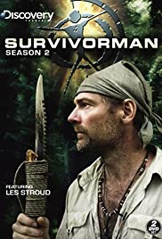 Survivorman Poster - TV Show Forum, Cast, Reviews