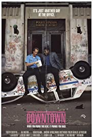 Downtown (1990) Poster - Movie Forum, Cast, Reviews