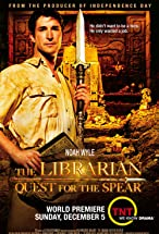 Primary image for The Librarian: Quest for the Spear