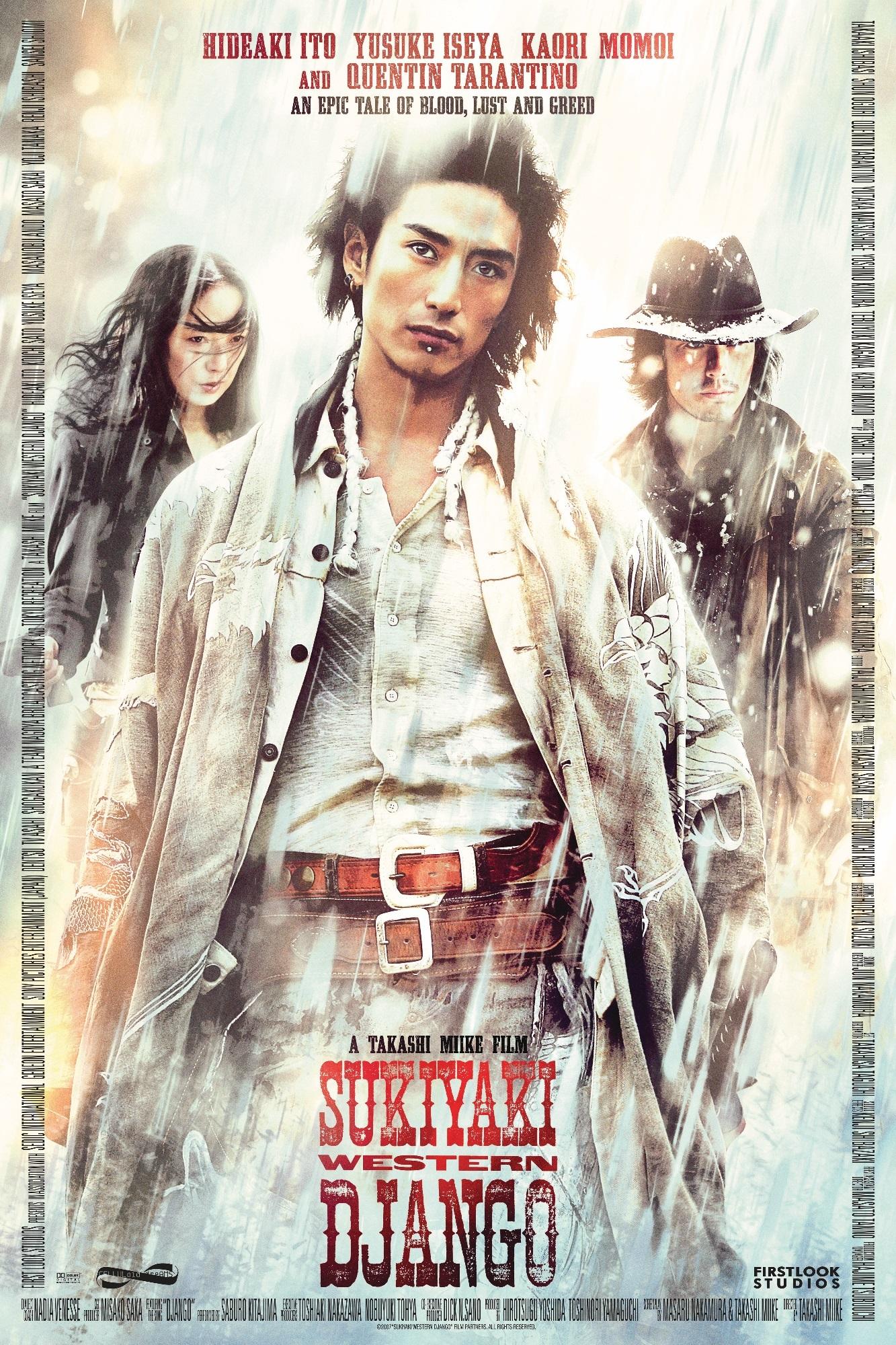 image Sukiyaki Western Django Watch Full Movie Free Online