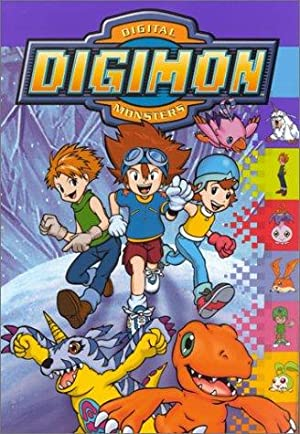 Digimon Adventure season 1