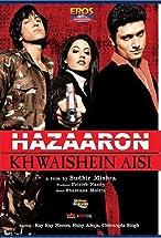 Primary image for Hazaaron Khwaishein Aisi