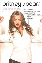 Britney Spears Live and More!(2001) Poster - Movie Forum, Cast, Reviews