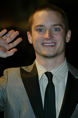 Elijah Wood at an event for The Lord of the Rings: The Two Towers (2002)
