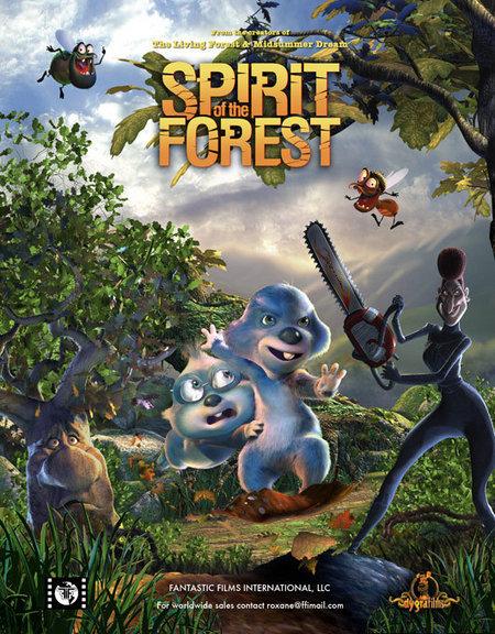 image Espíritu del bosque Watch Full Movie Free Online