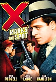 X Marks the Spot (1942) Poster - Movie Forum, Cast, Reviews