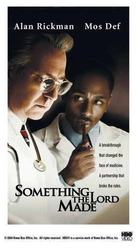 Something the Lord Made poster