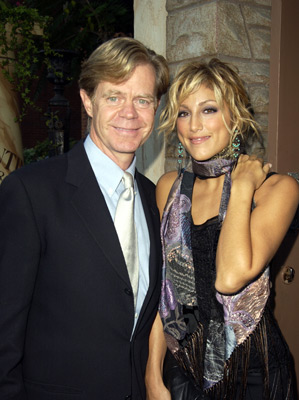 William H. Macy and Jennifer Esposito at Welcome to Collinwood (2002)