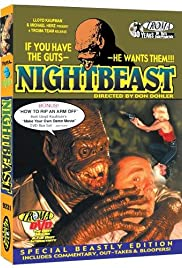 Nightbeast Poster