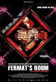 La habitación de Fermat(2007) Poster - Movie Forum, Cast, Reviews
