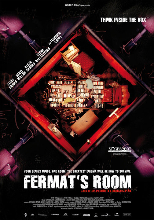 image La habitación de Fermat Watch Full Movie Free Online