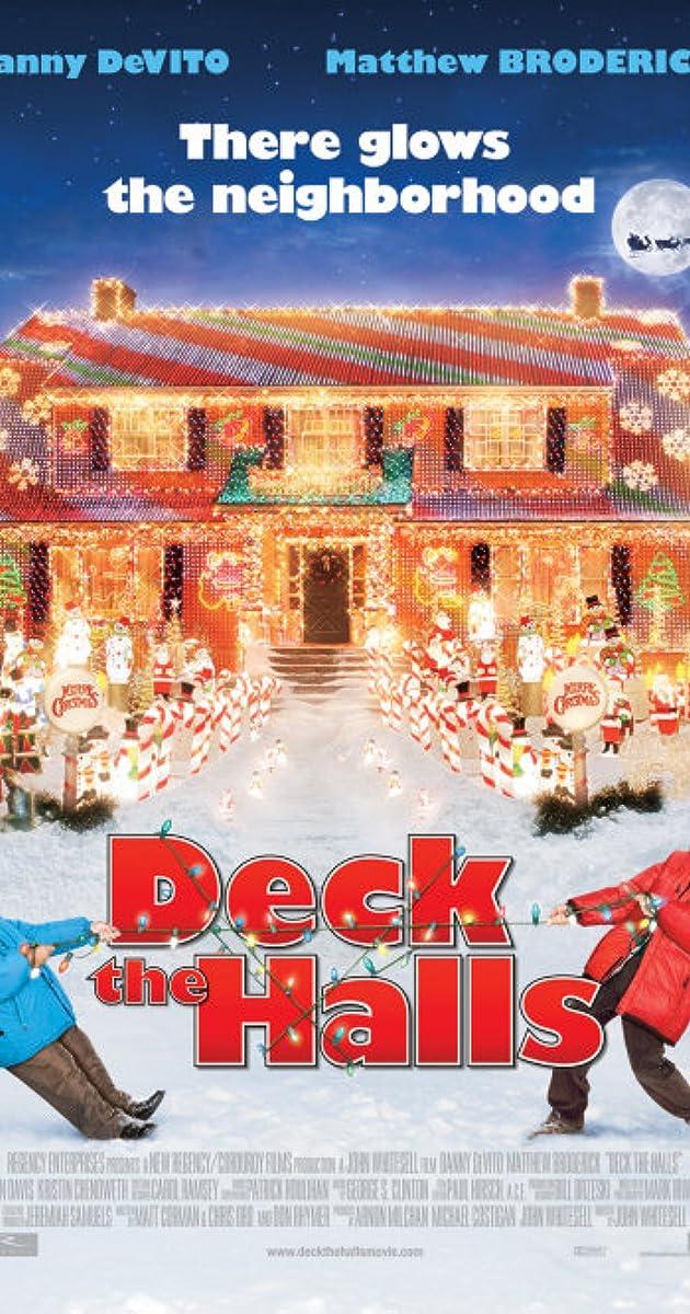 Deck The Halls (2006)   IMDb