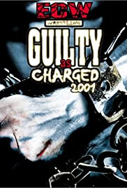 ECW Guilty as Charged 2001 Poster