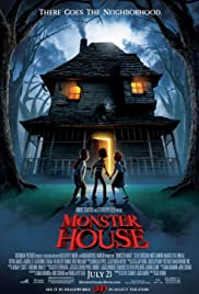 Monster House (2006) Poster - Movie Forum, Cast, Reviews