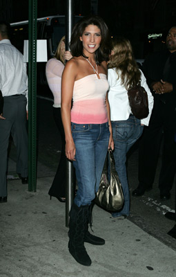 Lynda Lopez at an event for An Unfinished Life (2005)