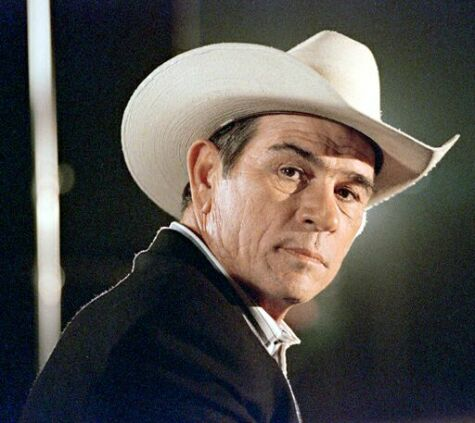 Tommy Lee Jones stars as Hawk Hawkins