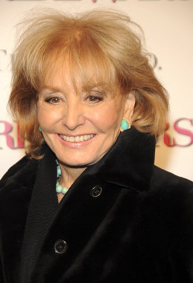 Barbara Walters at an event for Bride Wars (2009)