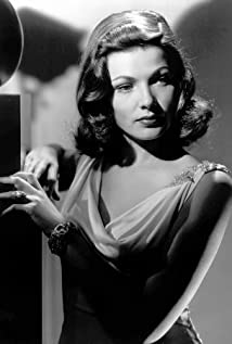 Gene Tierney Picture